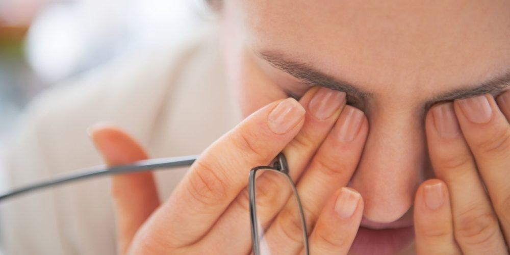 Evite acidentes oculares