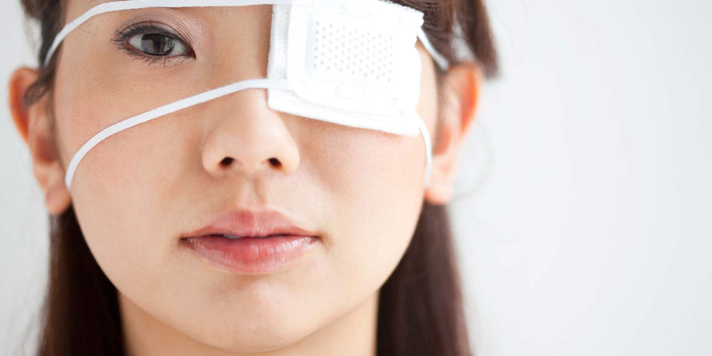 Lesões Oculares
