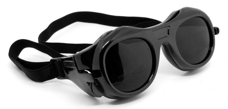 MODELO 502. Óculos com frontal basculante, proteção ... 94bede27b0
